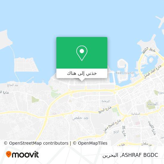 خريطة ASHRAF BGDC