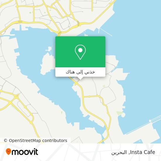 خريطة Insta Cafe