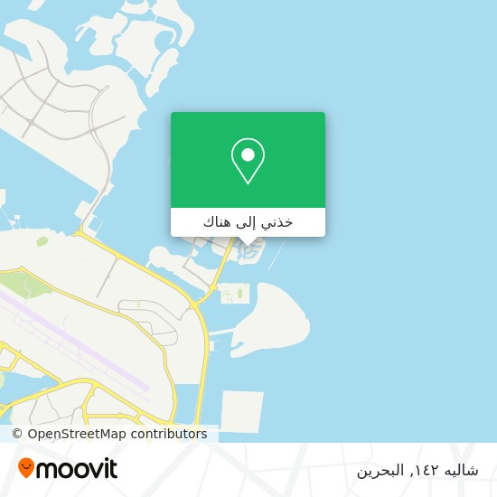 خريطة شاليه ١٤٢