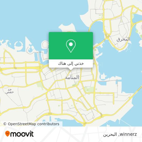 خريطة winnerz