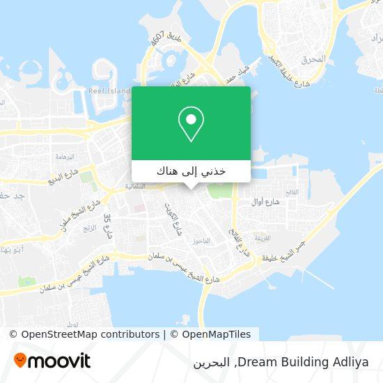 خريطة Dream Building Adliya