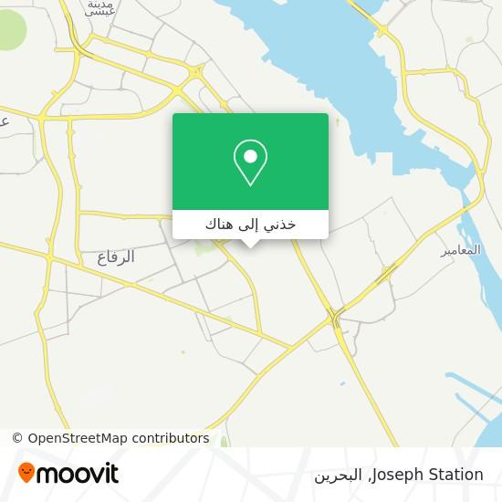 خريطة Joseph Station