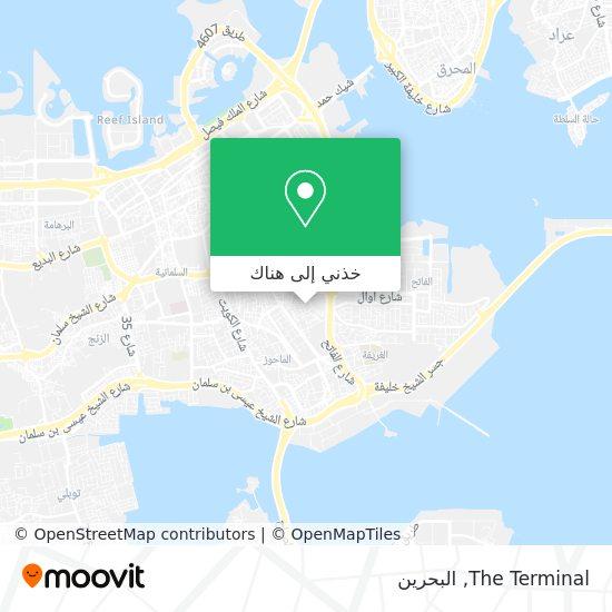خريطة The Terminal