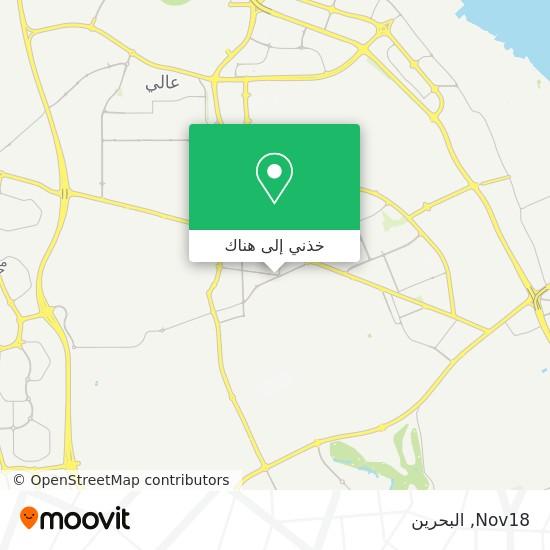 خريطة Nov18