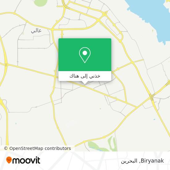 خريطة Biryanak