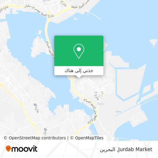 خريطة Jurdab Market