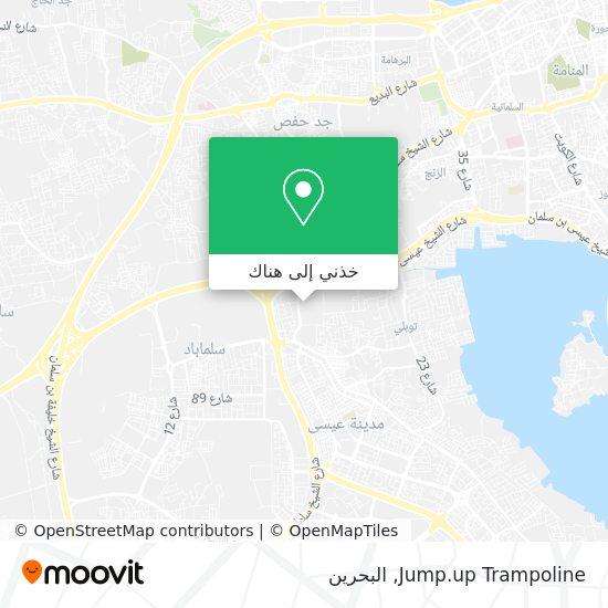 خريطة Jump.up Trampoline