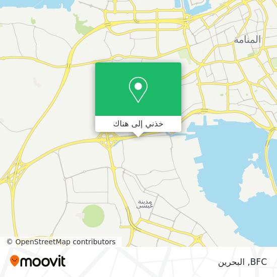 خريطة BFC
