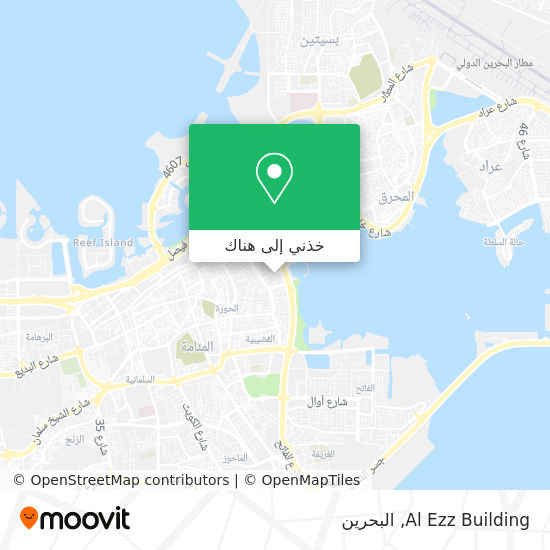 خريطة Al Ezz Building