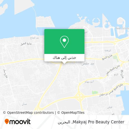 خريطة Makyaj Pro Beauty Center