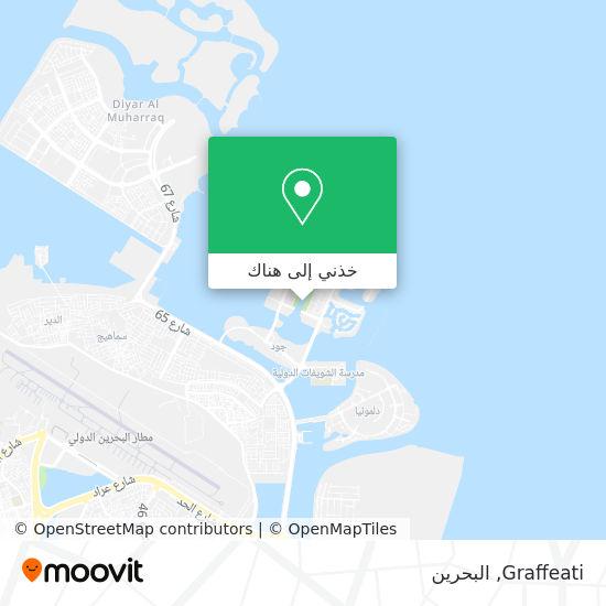 خريطة Graffeati