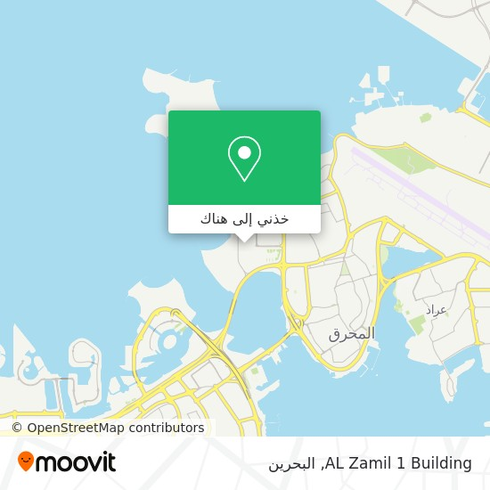 خريطة AL Zamil 1 Building