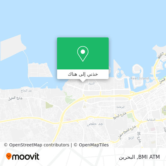 خريطة BMI ATM