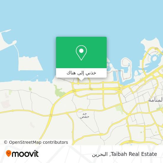 خريطة Taibah Real Estate