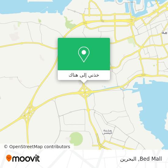 خريطة Bed Mall