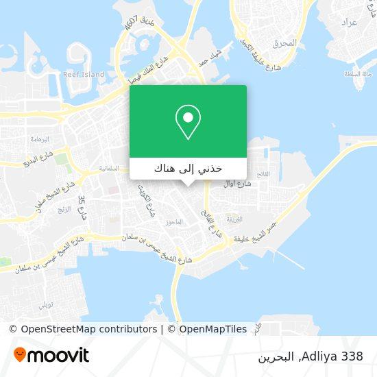خريطة Adliya 338