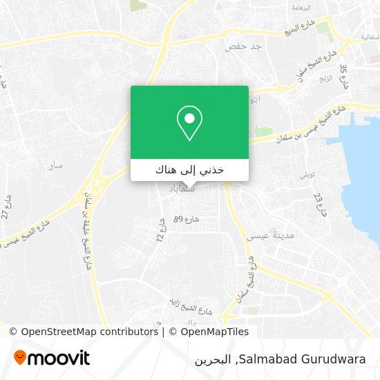 خريطة Salmabad Gurudwara