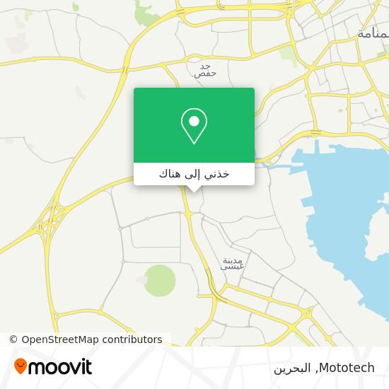 خريطة Mototech