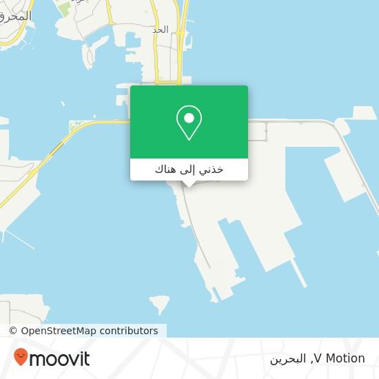 خريطة V Motion