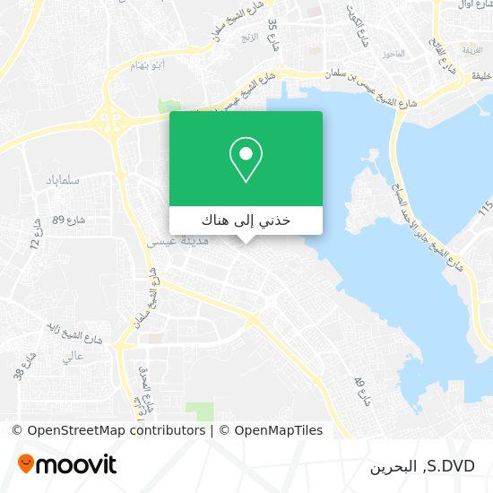 خريطة S.DVD
