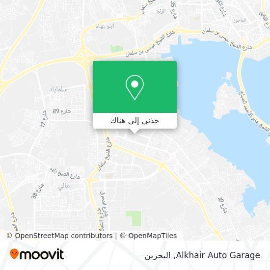 خريطة Alkhair Auto Garage