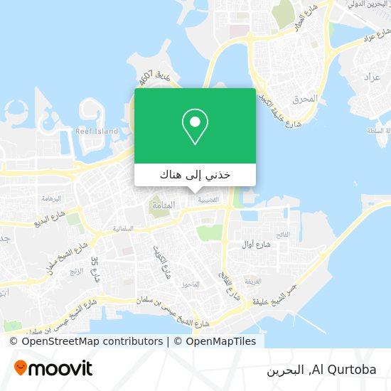 خريطة Al Qurtoba