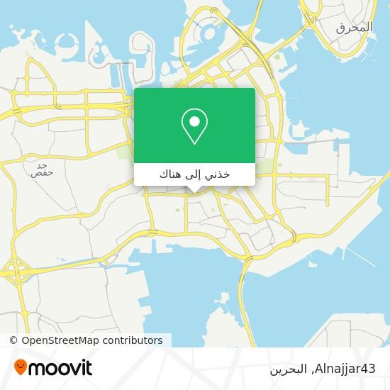 خريطة Alnajjar43