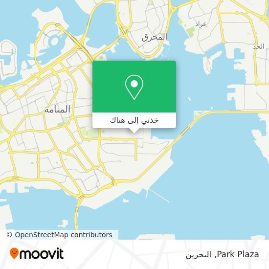 خريطة Park Plaza