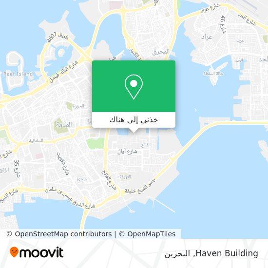 خريطة Haven Building