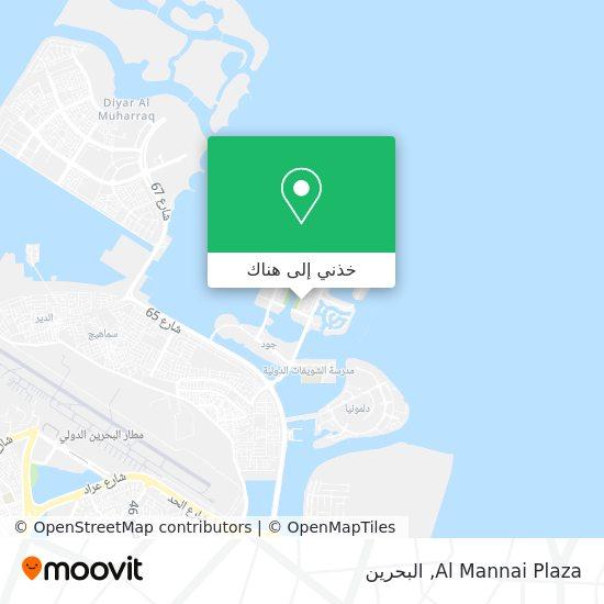 خريطة Al Mannai Plaza