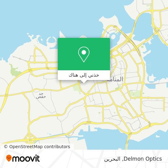 خريطة Delmon Optics
