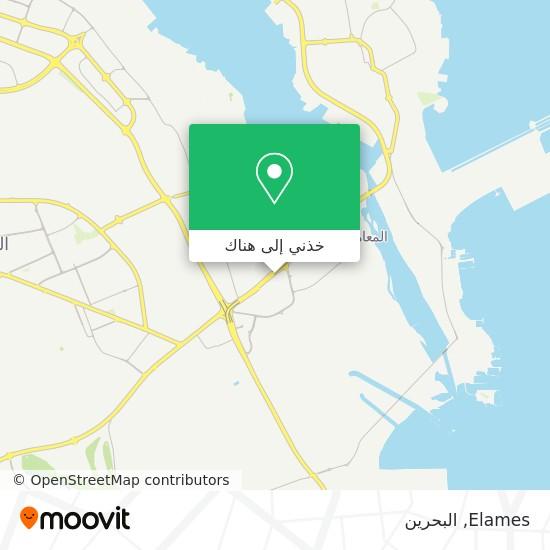 خريطة Elames