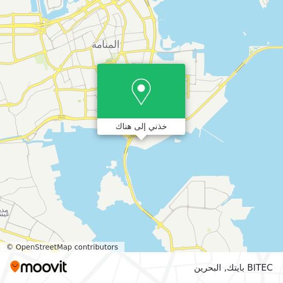 خريطة BITEC بايتك