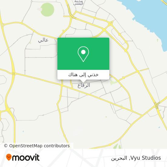 خريطة Vyu Studios