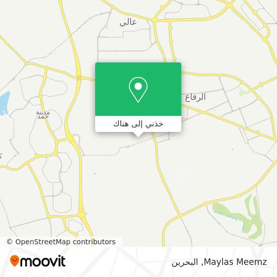 خريطة Maylas Meemz