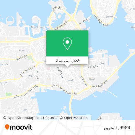 خريطة 9988