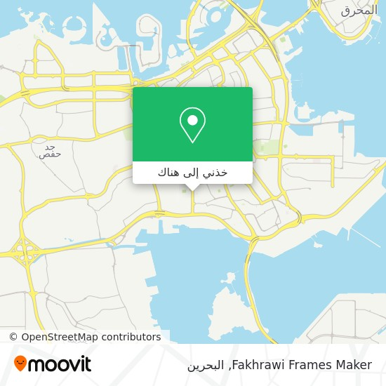 خريطة Fakhrawi Frames Maker