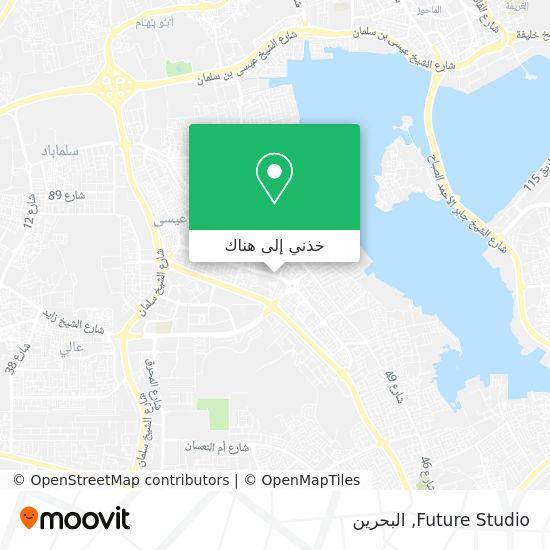 خريطة Future Studio