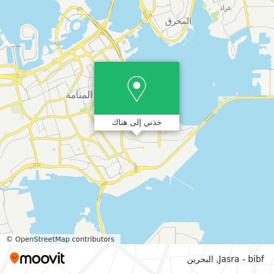 خريطة Jasra - bibf