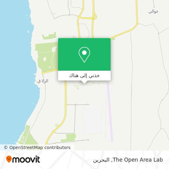 خريطة The Open Area Lab
