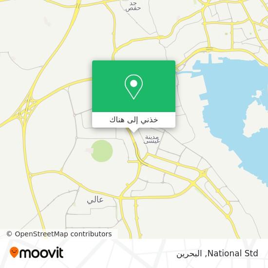 خريطة National Std