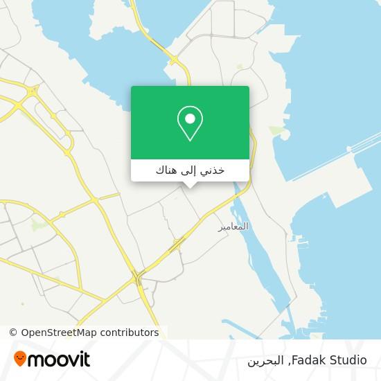 خريطة Fadak Studio