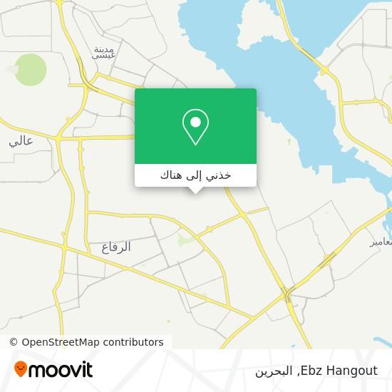 خريطة Ebz Hangout