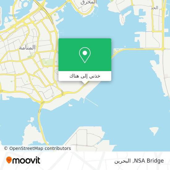 خريطة NSA Bridge