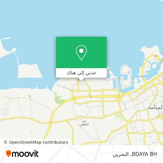 خريطة BDAYA BH