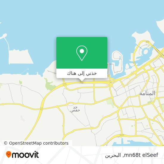 خريطة mn68t elSeef