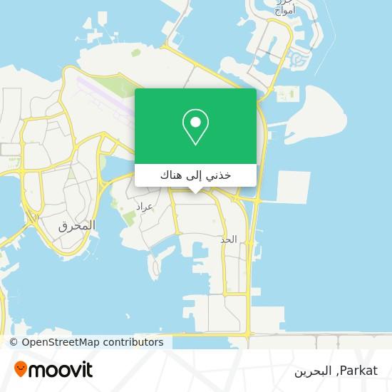 خريطة Parkat