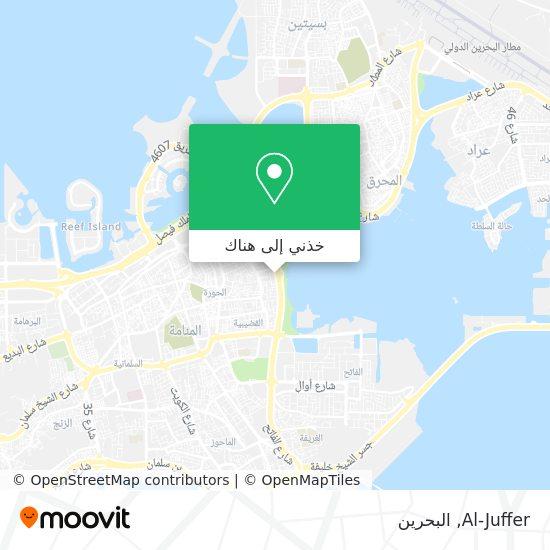 خريطة Al-Juffer