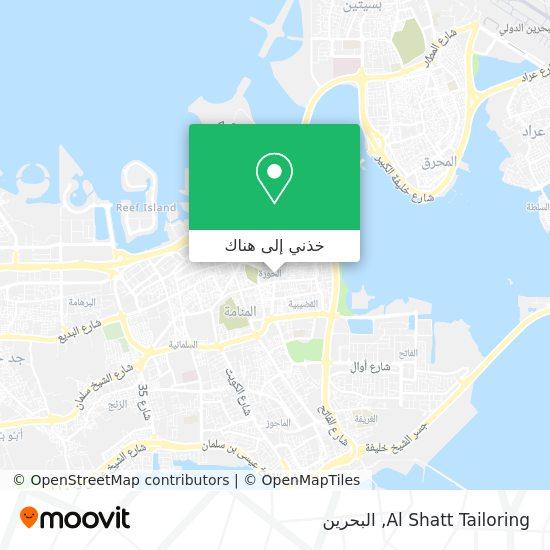 خريطة Al Shatt Tailoring