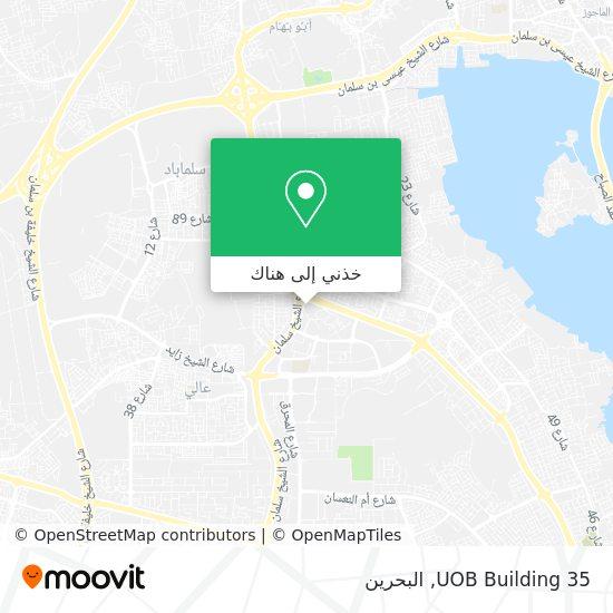 خريطة UOB Building 35